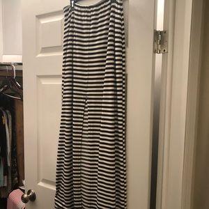 Abercrombie maxi skirt